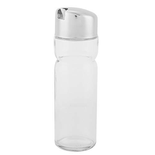 Material duradero Botella de vidrio de acero inoxidable Botella de especias Botella de líquido Olla de salsa de soja para el hogar