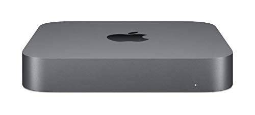 Apple Mac™ mini - Ordenador (Procesador Intel™ Core i5 de seis núcleos a tres GHz, 256 GB)