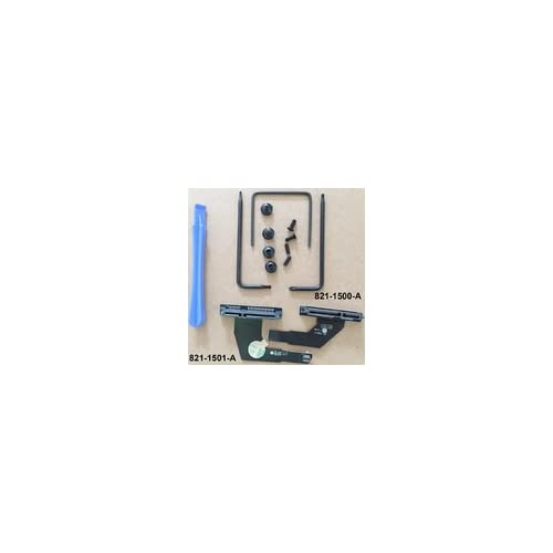Kit de mise à niveau de disque SSD 821-1501-A 821-1500-A pour ordinateur Mac mini A1347 (2012), avec câbles de disque dur