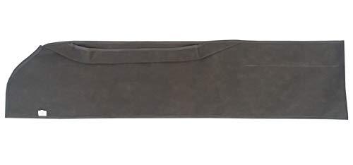 PEGANE Housse de Protection de Parasol en Polyester Coloris Taupe - Dim : 130 x 29 cm
