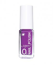 Nagellack O2violett