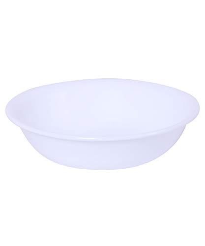 Corelle Livingware Winter frost white Vegetable/Dessert  Bowl, 6-Pieces