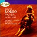 Copland:Billy the Kid and Rode By Baltimore So ,,Zinman (1994-06-14)