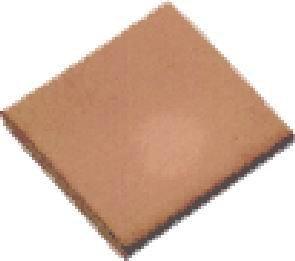 DOMUS KITS-Carreaux Baldosa couleur terre (sachet de 100) 30 x 30 x 4 mm- 1:10