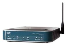 Cisco SRP527W - Router (10/100Base-T(X), ADSL, ADSL2+, IEEE 802.11i, IEEE 802.3, SNMP,...