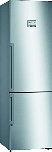 Bosch KGF39PIDP Serie 8 nevera independiente/D / 203 cm / 210 kWh/año/Inox-antifingerprint / 256 L / 89 L congelador/NoFrost/VitaFresh pro