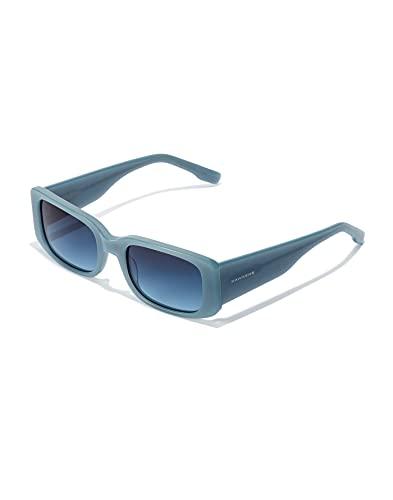 HAWKERS Linda-Blue Denim Gafas de Sol, Azul, One Size Unisex Adulto