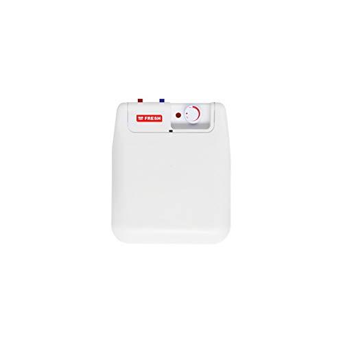 SCALDABAGNO elettrico scalda acqua boiler scaldino lt 10 30 50 80 100 litri VERTICALE-ORIZZONTALE Fresh (10 litri - SottoLavello)