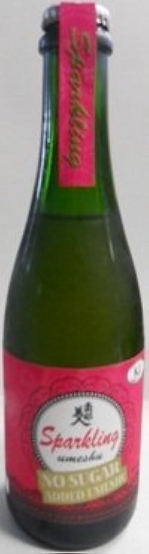交差点教えてバンドル南部美人 ノンシュガー スパークリング梅酒 360ml/12本.e ※お届けまで14日ほどかかります
