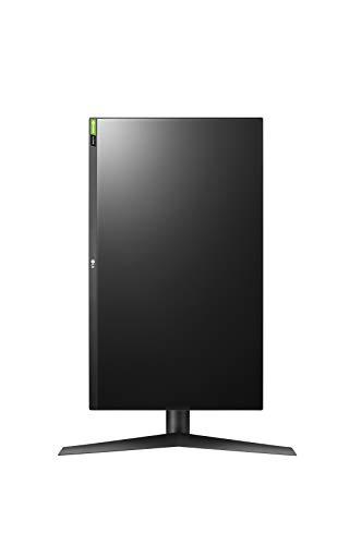 LG 27GL83A-B 68,58 cm (27 Zoll) Ultragear™ WQHD Gaming IPS Monitor (144 Hz, 1ms GTG, G-Sync, DAS Mode), schwarz - 11