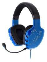 Ozone Rage ST - Auriculares con micrófono Diadema, Azul