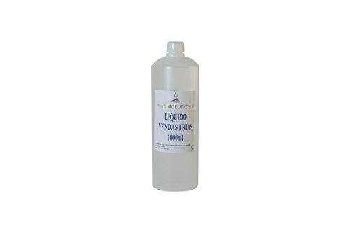 Líquido de Vendas Frias 1000 ml (Fucus,Castaño de Indias,