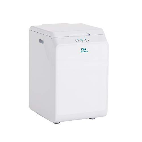 家庭用生ごみ処理機ナクスル(NAXLU)ハイブリッド式強力脱臭機能搭載 FD-015M 室内用バイオ式