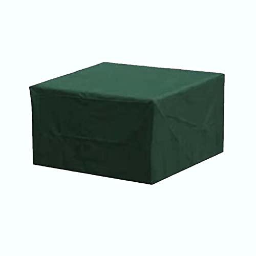 HTLLT Cubierta de Muebles de Jardín, Funda de Silla, Sombrilla, Cubierta de Mesa de Jardín Al Aire Libre de Tela Oxford Resistente a Los Rayos UV 4 Estaciones Universal,160 * 160 * 70cm