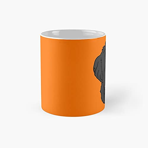 Bo-lonka Zwetna Lady Classic Mug | Best Gift Funny Coffee Mugs 11 Oz