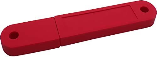 USBfix - USB-Stick zum Abheften V2 USB3.0 32GB TypA Rot 1er-Pack