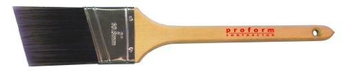 Proform CS1.0AS 70/30 Blend Thin Angle Sash Paint Brush 1-Inch
