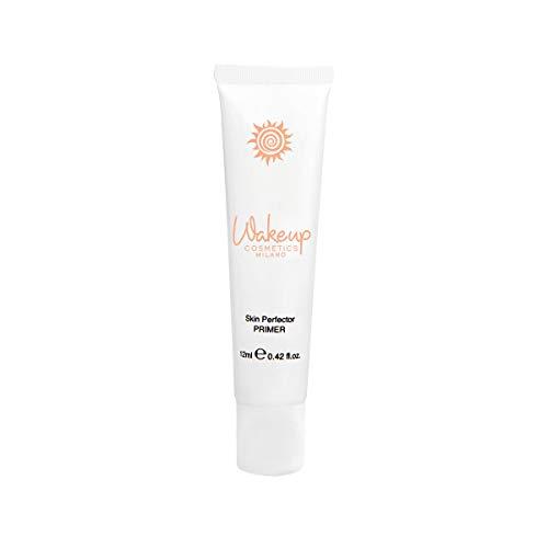 Wakeup Cosmetics Milano Primer, leviga la pelle, riduce le rughe e svolge un effetto filler, Neutro