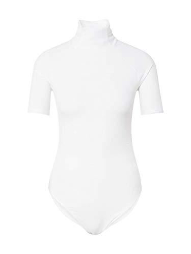 G-STAR RAW Damen T-Shirt Melam Slim Body, Beige (Milk A872-111), Medium