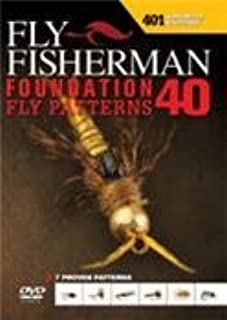 Fly Fisherman Foundation Fly Patterns - 401 - Advanced Patterns by Charlie Craven (80 Minute Fly Tying Tutorial DVD)