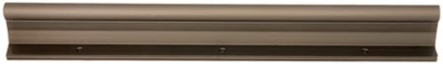 Pacific Bearing PBL-310 One-Piece Linear Shaft Rail Assembly 1.500 x 24 Long Base, 1/2 Inch Diameter