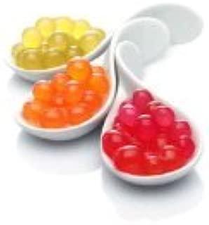 Direct Spherification Kit (Molecular Gastronomy) ⊘ Non-GMO ❤ Gluten-Free ☮ Vegan ✡ OU Kosher Certified Ingredients