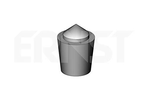 Butée élastique, silencieux 498524