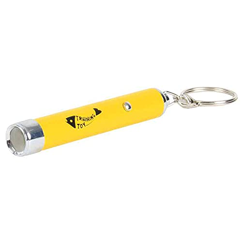 Trixie Led Pointer Catch The Light, Yellow