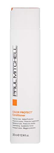 Paul Mitchell Color Protect Conditioner - pflegende Haarspülung für coloriertes Haar, Haarpflege-Mittel entwirrt und spendet Feuchtigkeit, 300 ml