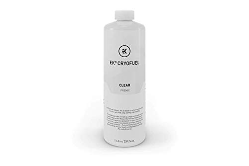 EKWB EK-CryoFuel Clear (Premix 1000mL) Kühlmittel, transparent, 1 Liter