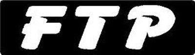 FTP Helmet Sticker