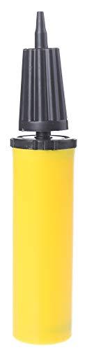 ballonnenpomp geel 27 x 5 cm