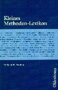 Kleines Methoden-Lexikon by Wilhelm H Peterssen (2008-01-01)