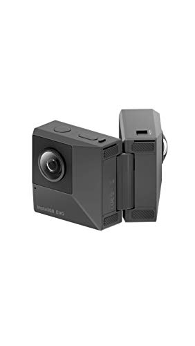 Insta360 EVO 思い出でをVR,3Dに 180度/360度 新体験アクションカメラ