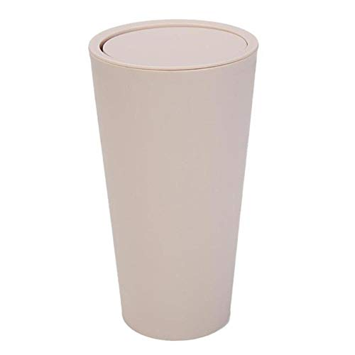Wrijf vuilnisbak heek omhoog prullenbak bureaublad plastic eenvoudige prullenbak auto opslag Bins opslag Drums Auto Thuis Woonkamer 2 Stks