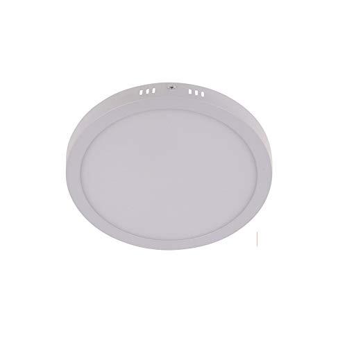 LED Downlight superficie redondo blanco 24W Blanco frio 6000K 2040lm 220V-240v