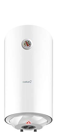 Cata | Termo eléctrico 50 L | Calentador de agua modelo CTR-50-M | Instalación vertical |...