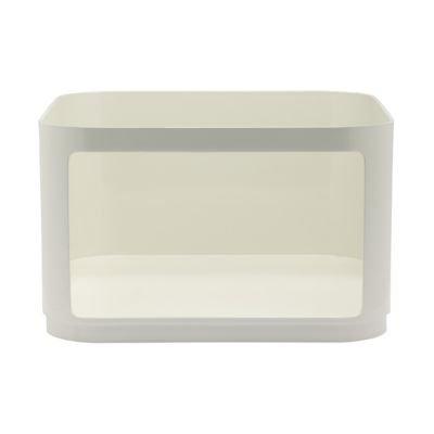 Componibili Containermöbel Element quadratisch weiß 38 x 38 cm, h 23 cm