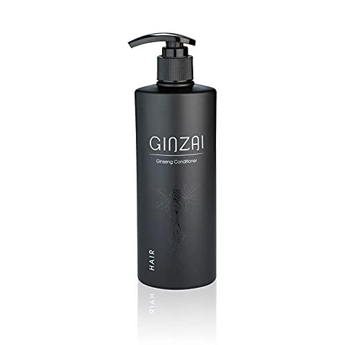GINZAI – NEU & EXKLUSIV in Europa I Ginseng Haar Conditioner für Glanz und Volumen 300ml I Haarvitalisierung mehr Schwung und Lebendigkeit