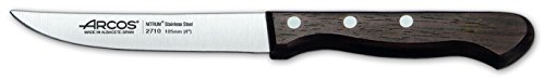 Arcos Palisandro - Cuchillo para verduras, 105 mm (fundahoja)