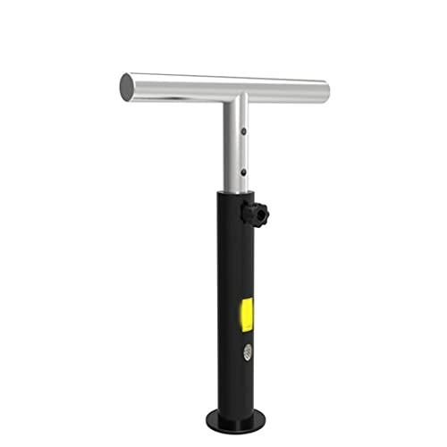 x-speed Barbell Storage Rack Ajustable Barra En Forma De T Barra De Barra Kettlebell Ajustable Agujero Grande AO Barbell Hip Trainer (Color : Black, Size : 30 * 30cm)