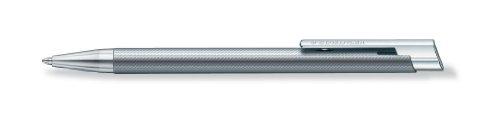 STAEDTLER 421 25 Elance Kugelschreiber Metallclip, M, facettenoptic