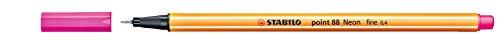Stabilo 88/056 Fein-Liner und Pigmentliner Feinliner Point EF neonrosa