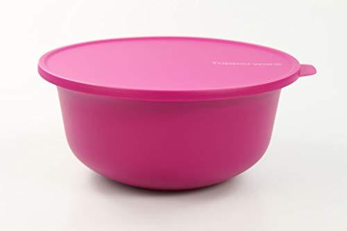 Tupperware Aloha 4L pink Schüssel Servieren Servierschüssel Salatschüssel