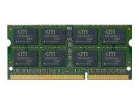 Mushkin PC3-10600 Arbeitsspeicher 4GB (1333 MHz, 204-polig) DDR3-RAM Kit