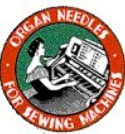 10 ORGAN sewing needle HAx130EBBR HAx130EB BROTHER PR-600C PR-600 Babylock EMP6