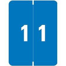 5 ☆ very popular SMEAD COMPATIBLE SMNM-1 Xlcc Color Code Label Permanent Numeri sold out
