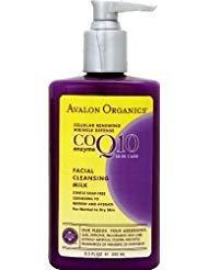 Avalon Natural Products - Coq-10 Repair - Facial Cleansing Milk, 8.5 fl oz cream