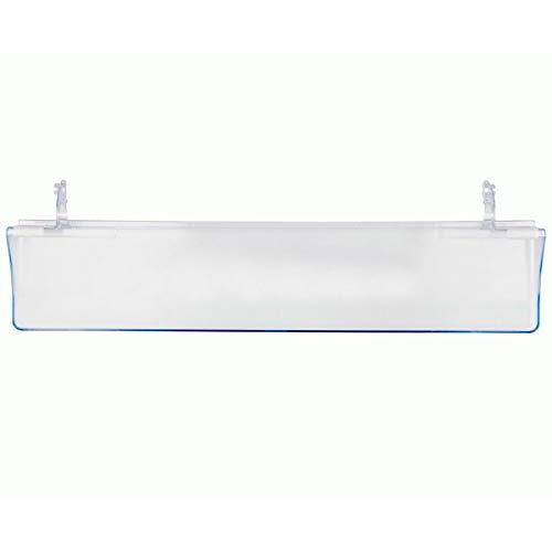 Plastic Lade Cover Flap Voorhandvat voor Koelkast diepvriezer Balay Bosch LG Siemens KGN36A 663468