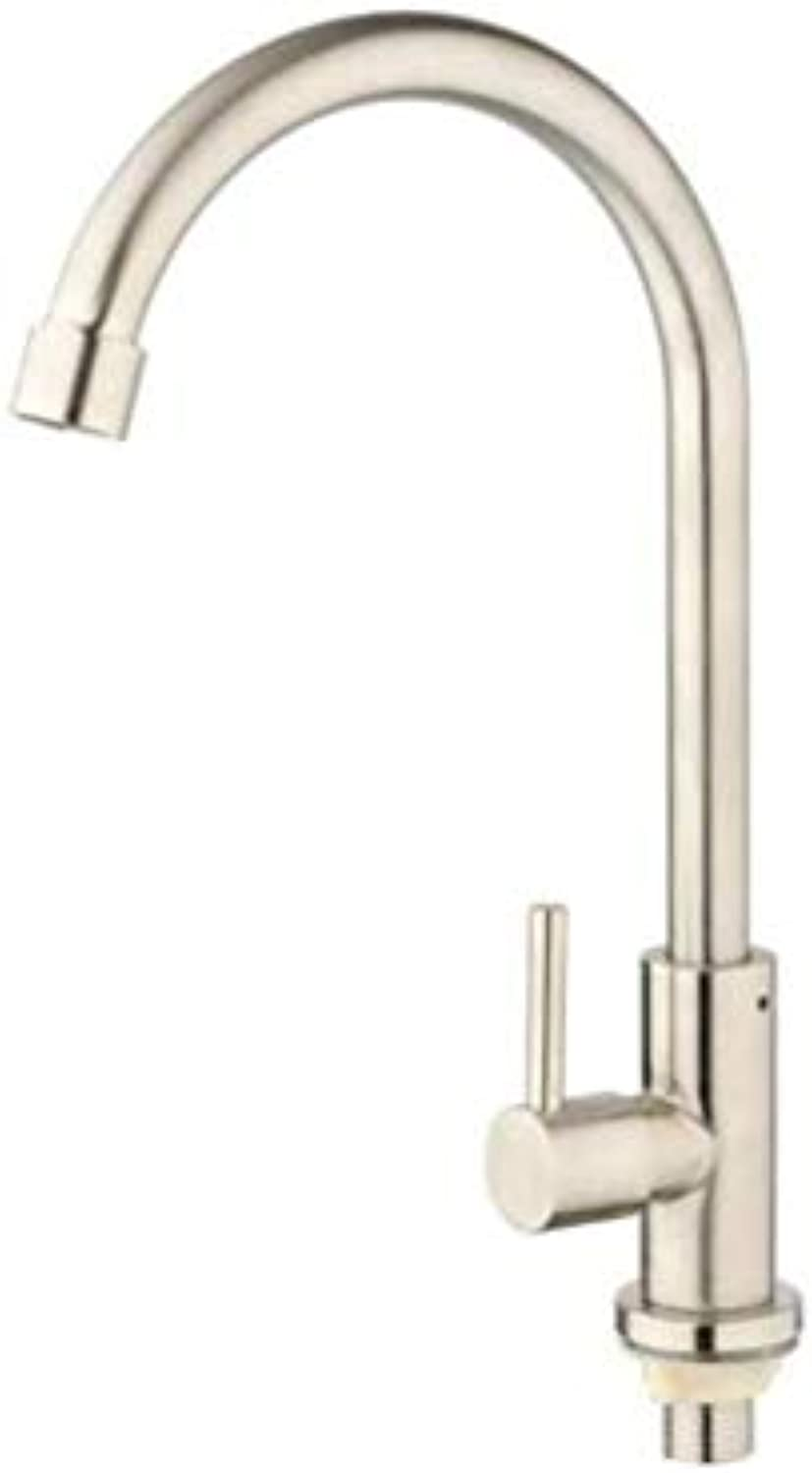 Taps Kitchen Sinktaps Mixer Swivel Faucet Sink Kitchen Faucet Cold and Hot Water Sink Surface Basin